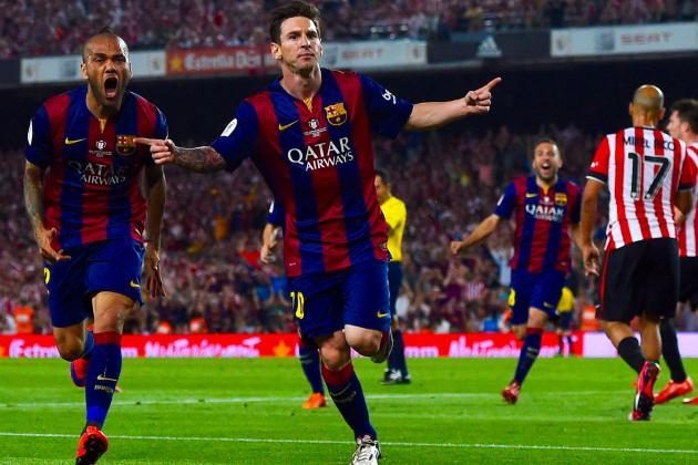 Barcelona vs Athletic Bilbao Nguoc dong duoc khong phunutoday.vn