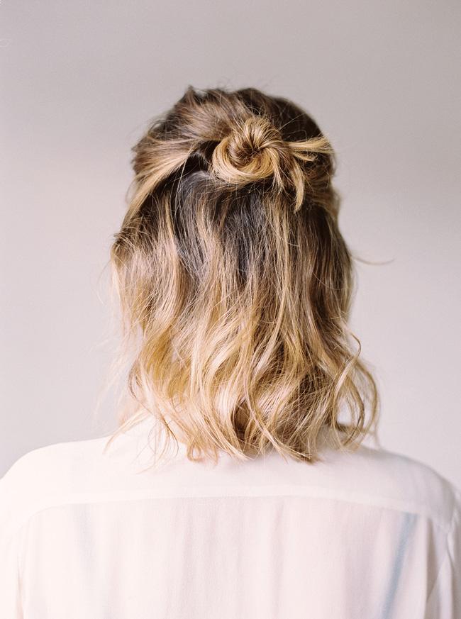 Cách làm tóc đẹp đơn giản cho tóc ngắn hay nhất
