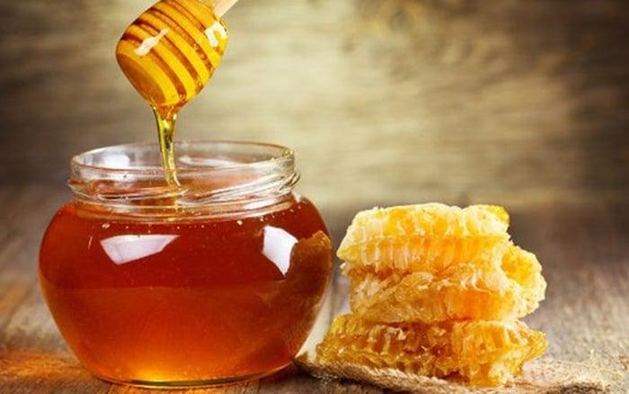mật ong chữa cảm cúm