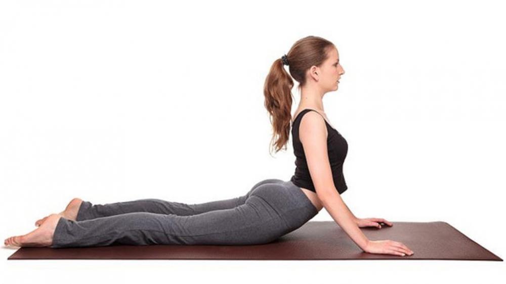 Người bị đau nhức xương tập yoga có tốt không ?