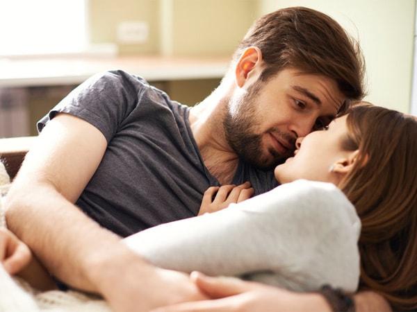 Thời điểm quan hệ cứ yêu là có bầu
