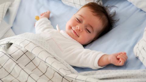 Mách bạn bí quyết giúp con bạn ngủ ngon đến sáng