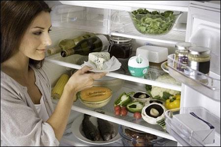 Kết quả hình ảnh cho khử mùi tủ lạnh