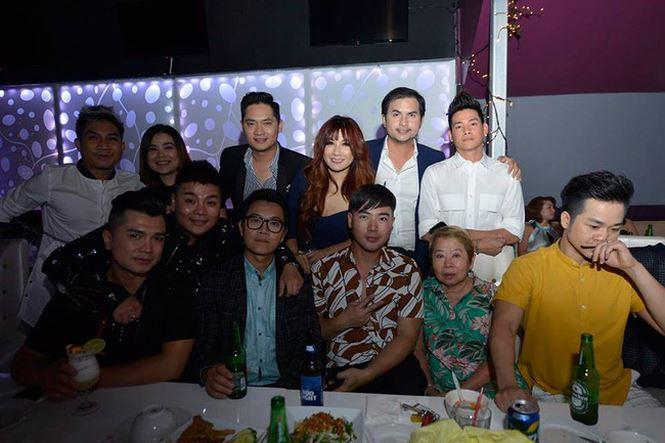 Các nghệ sĩ hải ngoại tham gia đêm nhạc gây quỹ giúp đỡ Mai Phương.