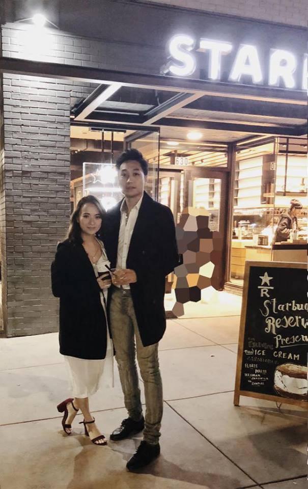 Xuân Nghi đăng tải hình ảnh kỷ niệm 5 năm yêu nhau với bạn trai.