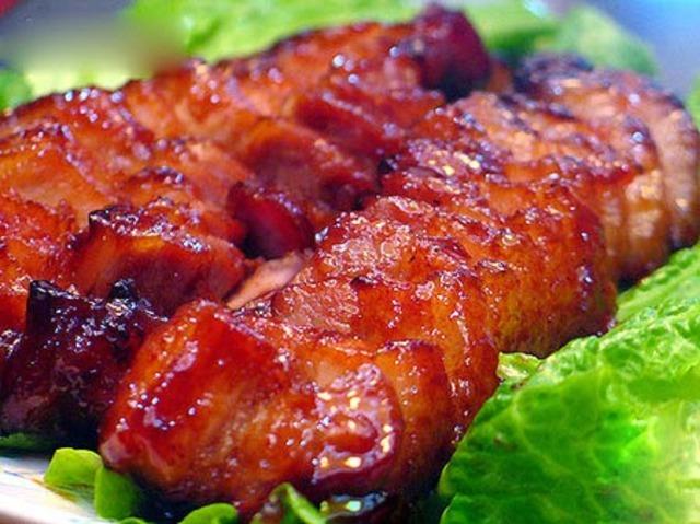 Cách chế biến thịt ba chỉ nướng ướp sa tế thơm lừng