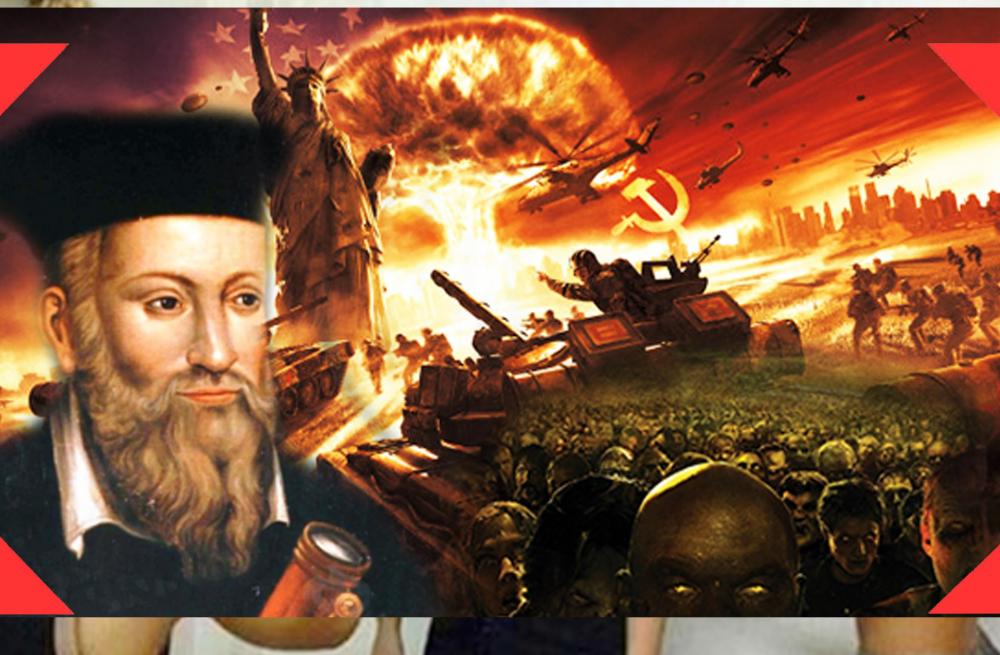 '. Điểm danh những lời tiên tri chuẩn xác đến kinh hồn bạt vía của nhà tiên tri Nostradamus .'