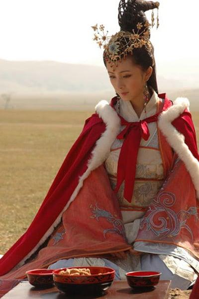 """Bí mật """"phòng the"""" của mỹ nhân Vương Chiêu Quân khiến hoàng đế mê đắm"""
