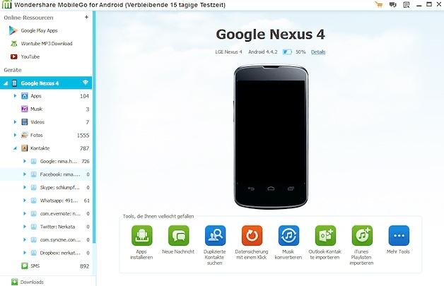 Cách khôi phục tin nhắn đã xóa trên điện thoại Android