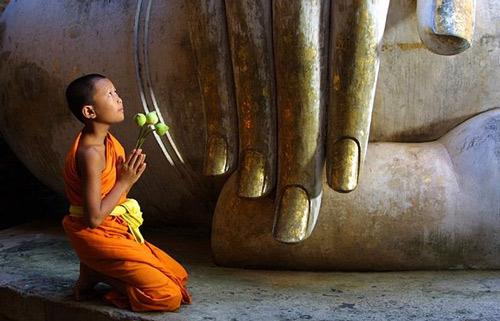 Hãy làm 4 bước phật dạy khi trong lòng bạn NỔI CƠN SÓNG GIÓ