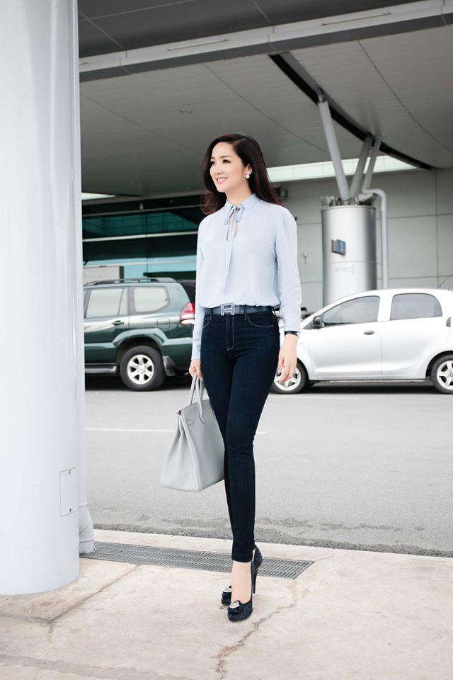 Street style cực ấn tượng của sao Việt tuần qua