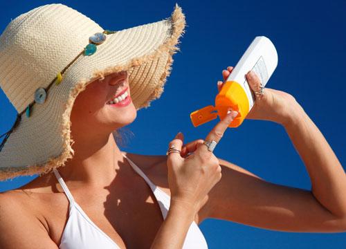 Bí quyết dùng kem chống nắng 4