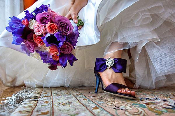Mách bạn những nguyên tắc cơ bản khi chọn giày cưới