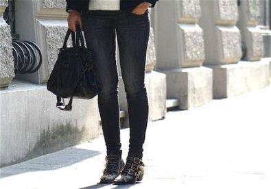Quần jeans sự lựa chọn tuyệt vời cho bà bầu trong mùa hè 3