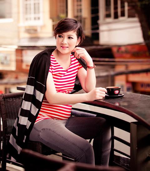 Quần jeans sự lựa chọn tuyệt vời cho bà bầu trong mùa hè 4
