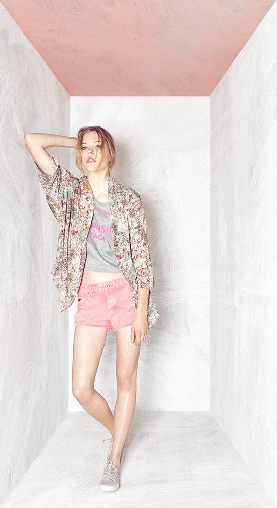 Bộ sưu tập thời trang xuân/hè 2014 của Pull & Bear 4