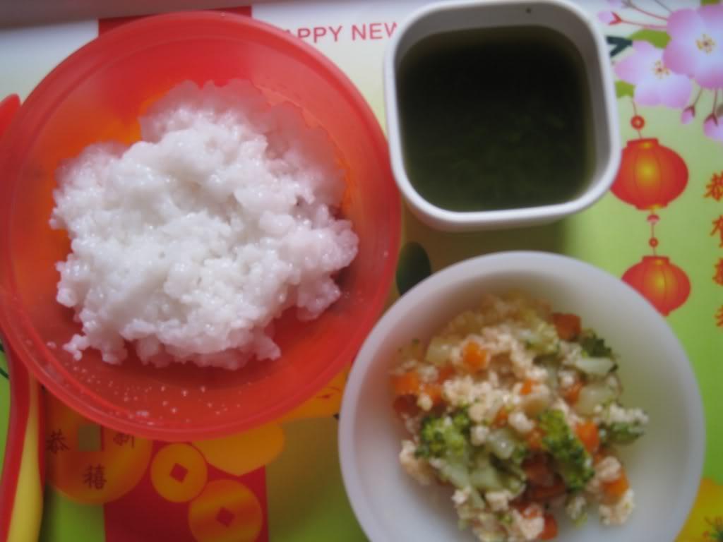 Kết quả hình ảnh cho Món ăn cho bé tập ăn cơm