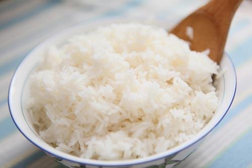 Kết quả hình ảnh cho cách chữa cơm nhão