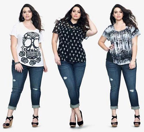 quần jeans cho người béo
