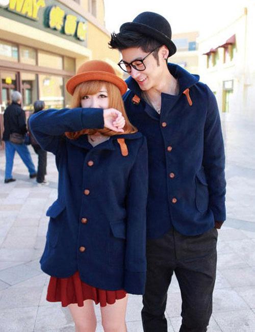 Gợi ý cặp mũ đồi khăn đôi cho bạn đi chơi Valentine 6
