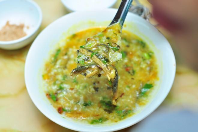 món cháo lươn thơm ngon hấp dẫn nhất