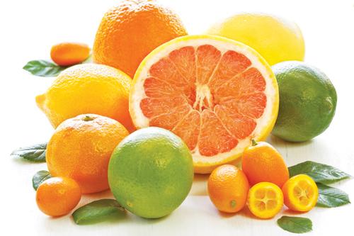 Trái cây họ cam quýt - tiên dược cho sức khỏe