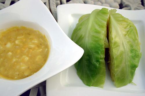 Bí quyết giảm cân bằng cánh ăn bắp cải cho những ngày sau tết