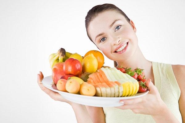 Image result for ăn hoa quả