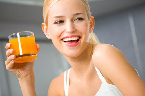 Kết quả hình ảnh cho uống nước ép trái cay