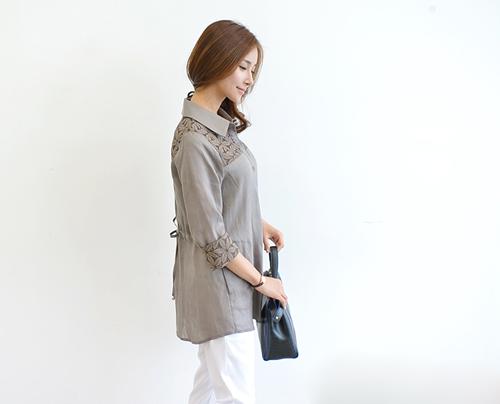 Kiểu váy áo đẹp giúp mẹ bầu tự tin và duyên dáng 12