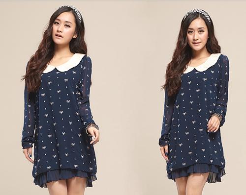 Kiểu váy áo đẹp giúp mẹ bầu tự tin và duyên dáng 13
