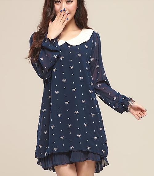 Kiểu váy áo đẹp giúp mẹ bầu tự tin và duyên dáng 15