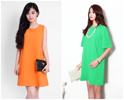 Kiểu váy áo đẹp giúp mẹ bầu tự tin và duyên dáng 9