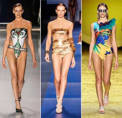 Mách bạn xu hướng thời trang bikini cho hè 2015