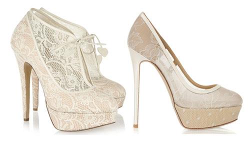 Mách bạn bí quyết chọn giày cưới đẹp cho cô dâu 9