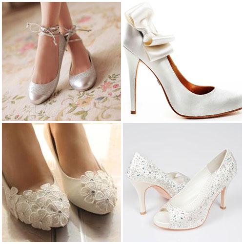 Mách bạn bí quyết chọn giày cưới đẹp cho cô dâu 6