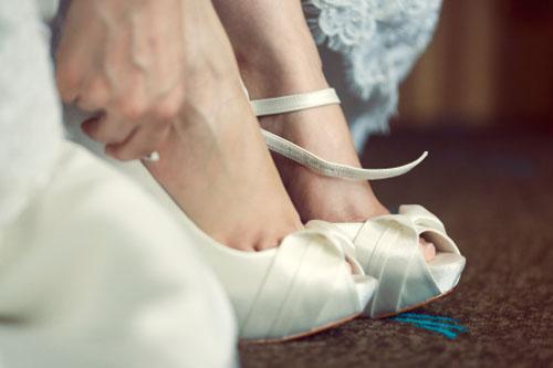 Mách bạn bí quyết chọn giày cưới đẹp cho cô dâu 5