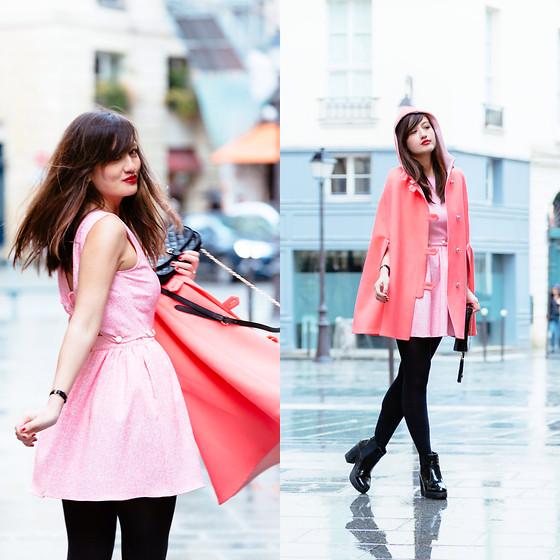 Mách bạn cách diện trang phục màu hồng lãng mạn trong mùa hè