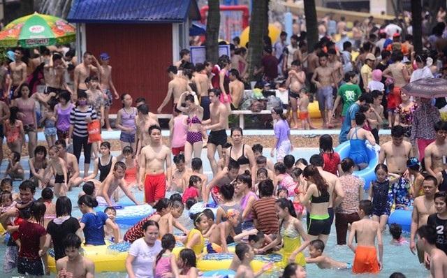 Hiểm họa không lường từ các bể bơi kém chất lượng