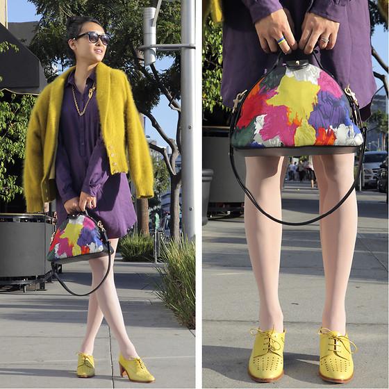 Bạn gái sành điệu với giày Oxford đa phong cách 10