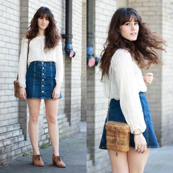 Bạn gái sành điệu với giày Oxford đa phong cách 8