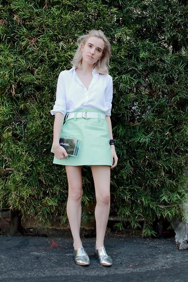 Bạn gái sành điệu với giày Oxford đa phong cách 11