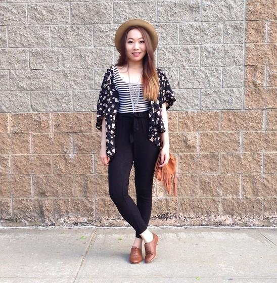 Bạn gái sành điệu với giày Oxford đa phong cách 5
