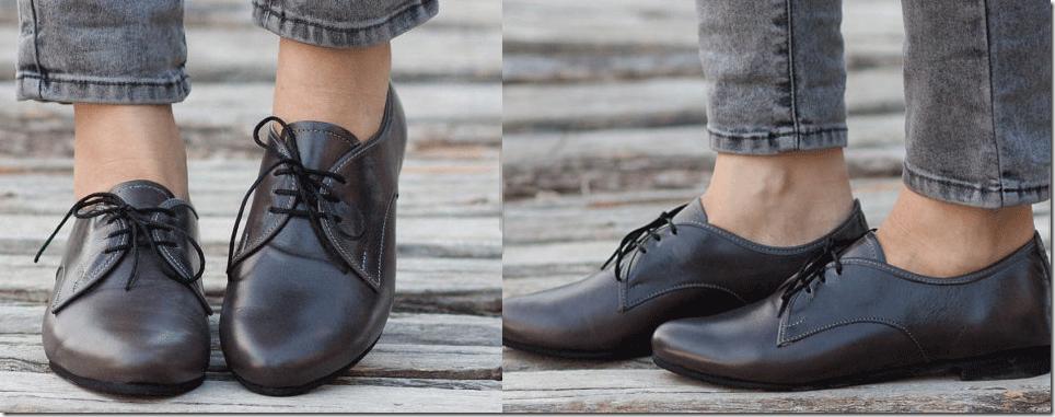 Bạn gái sành điệu với giày Oxford đa phong cách 2