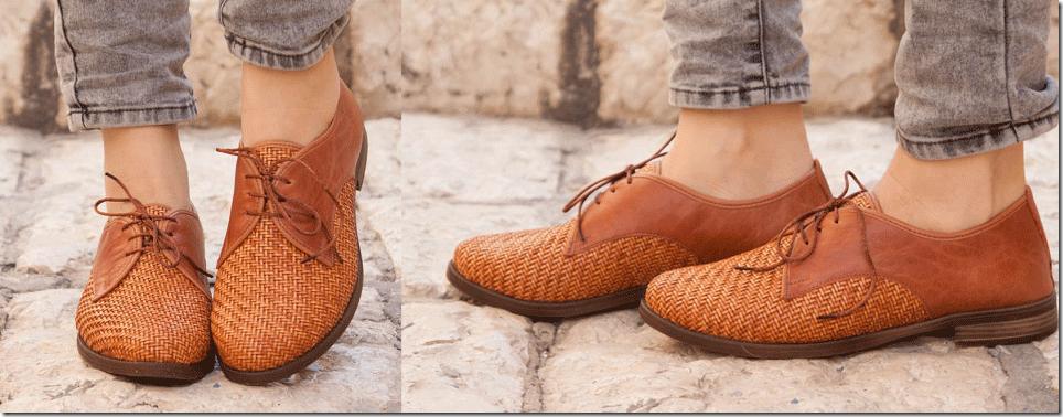 Bạn gái sành điệu với giày Oxford đa phong cách 12