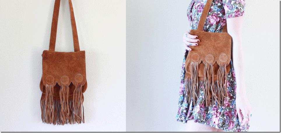 Túi xách tua rua cho bạn gái sành điệu và cá tính 10