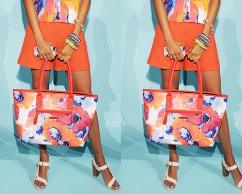 Mách bạn gái 10 mẫu túi xách cho bạn gái đi biển cực sành điệu 4