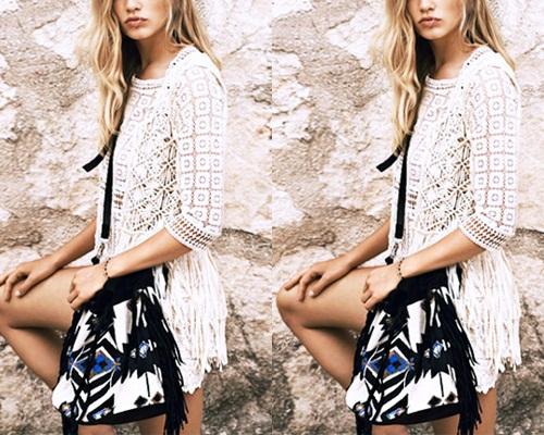 Mách bạn gái 10 mẫu túi xách cho bạn gái đi biển cực sành điệu 7