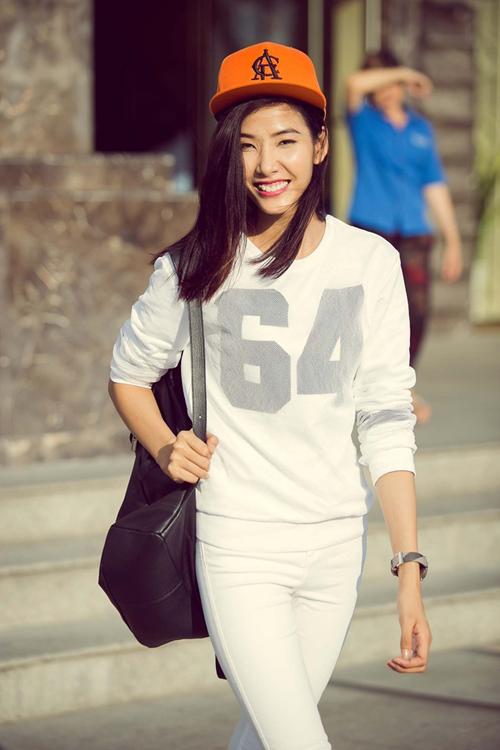 Những chiếc ba lô tạo nên vẻ đẹp của các cô gái Việt 4
