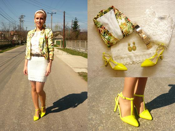 Hè rực rỡ với giày Neon sành điệu 2